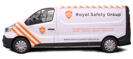 Royal Safety bus